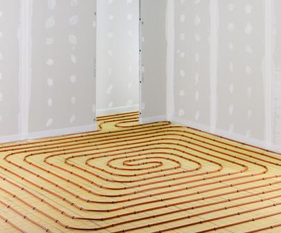 plancher chauffant sanisitt comutherm. Black Bedroom Furniture Sets. Home Design Ideas